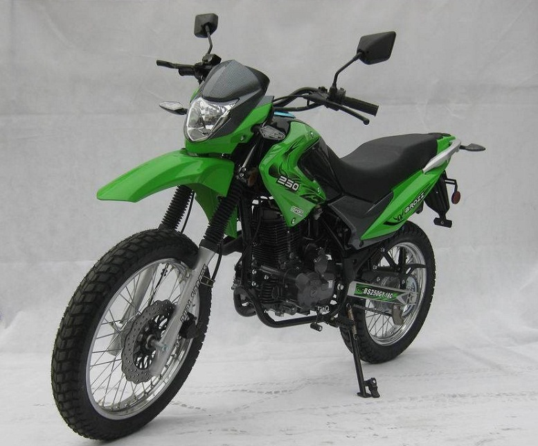 New 2018 BASHAN BROZZ 250 Legal Street Bike, Manual Clutch w/Shipping  Included