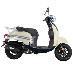 Amigo Citi-50 4 Stroke Gas Moped Scooter, Remote Start