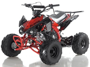 Apollo BLAZER 7 125cc ATV High End atv on Sale !