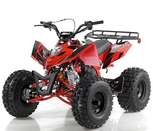 Apollo Sniper 125cc ATV on Sale !