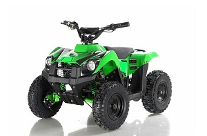 NEW Apollo VOLT 500 Electric ATV