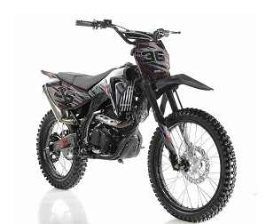 Apollo 250cc Dirt Bike AGB-36(APOLLO)(L08)
