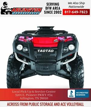 ADVANCE TAOTAO ATV 300CC 4X4 ATA 300F FREELANDER 4X4 (PRE-ORDER)