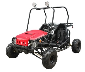 cheap ATK 125A go karts