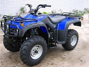 monster 250cc atv shaft drive