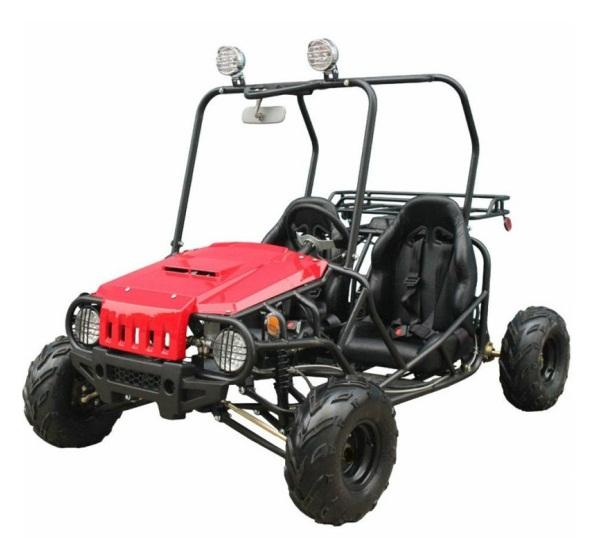 ATK125-A TaoTao Kids 125cc Go Kart   TaoTao 125cc Go Kart For Sale ...