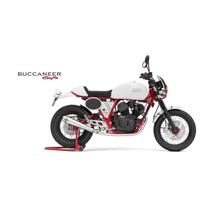 SSR New STREET V-TWIN Air Cooled Buccaneer Cafe 250cc