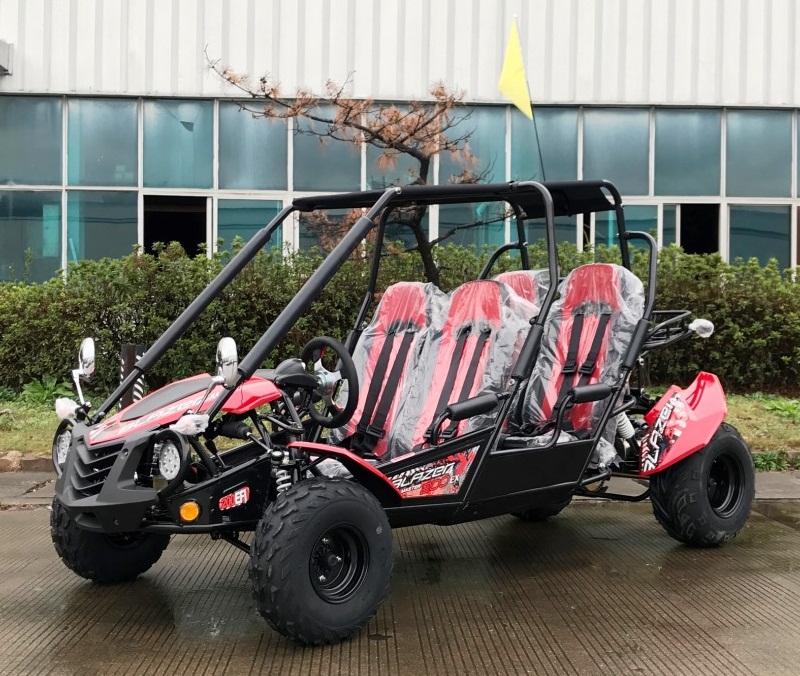 TrailMaster Blazer4 200EX Go Kart