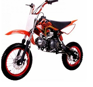 coolster 125cc madmax plus pit dirt bike