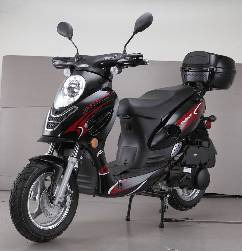 Cougar Cycle CHALLENGER 150cc