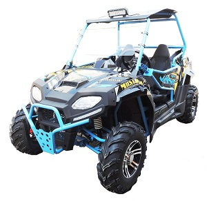 vitacci blade 150 utv, 149.6cc utility vehicle with 4-stroke