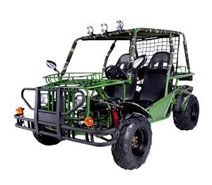 Vitacci HUMMER 200cc Go Kart