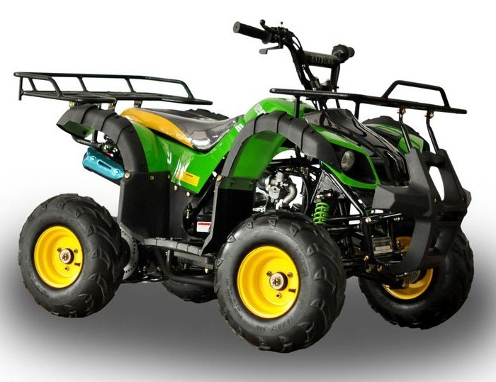 125cc Atv For Sale >> Vitacci Rider 7 125cc Atv Single Cylinder 4 Stroke