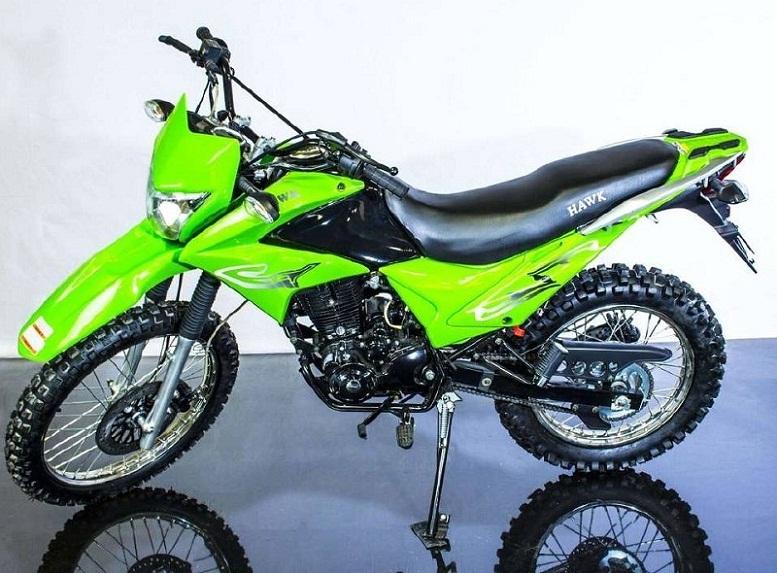 Hawk 250CC Dirt Bike Dual Sports Enduro Street Legal, Free Shipping!