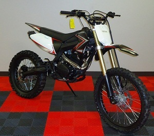 Ricky Power Sports HX250 250cc Manual Gas Dirt Bike