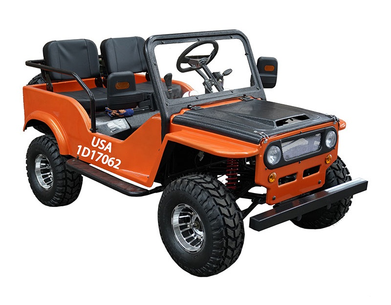VITACCI NEW JEEP GR2 125CC