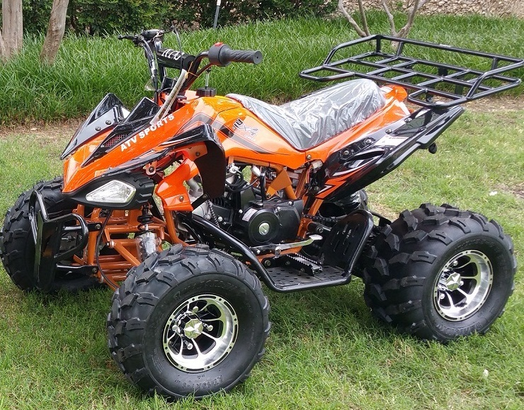 Apollo JET-9 125 Atv