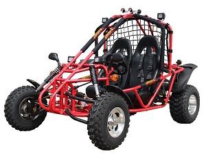 Massimo  GKA-200 Go Kart, 4-Strock, Single Cylinder,
