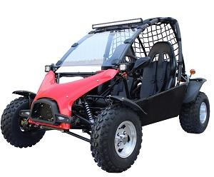 Massimo  GKJ-200 Go Kart,