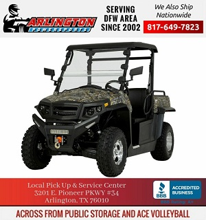 MASSIMO GUNNER 250 UTV, 250cc 13HP, Electric, Liquid-Cooled, Single Cylinder