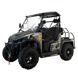 MASSIMO T-BOSS 750X GOLF UTV, 694.6CC FOUR STROKE SINGLE CYLINDER