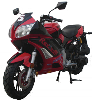 roketa sport bike mc-06 fully assembled