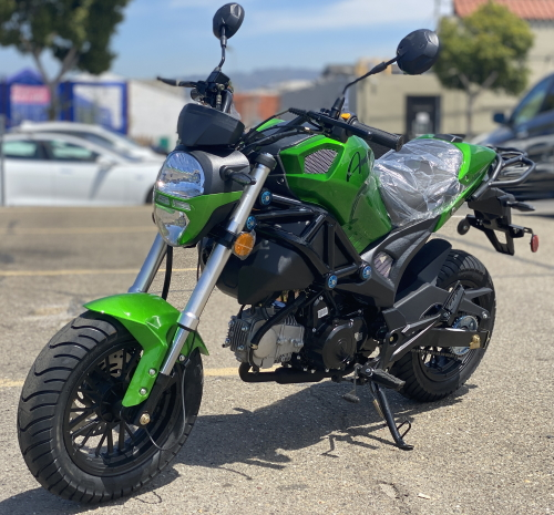 Amigo MORRO 125cc