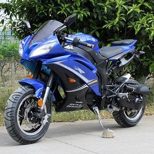 fleetwood ninja 50cc automatic motorbike