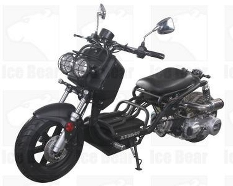 PMZ150-19 SCOOTER