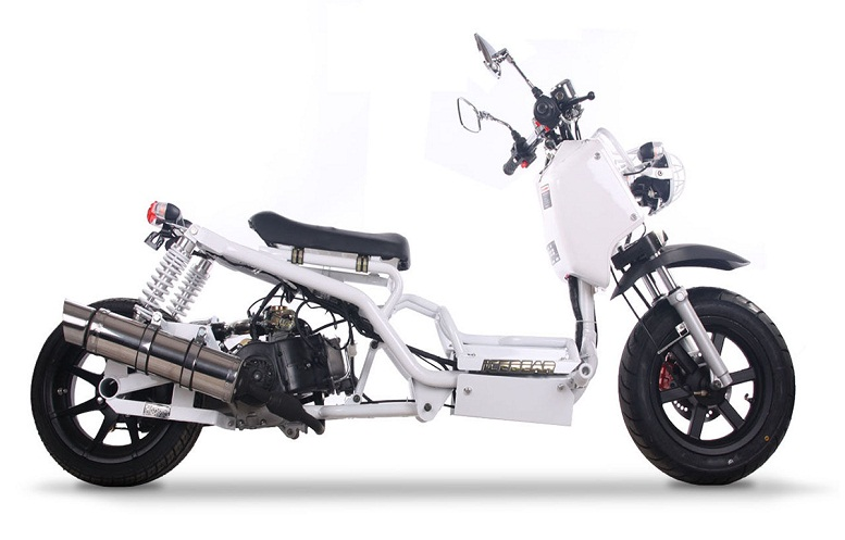 PMZ50-19 SCOOTER