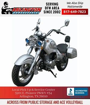 roketa 250cc street bike