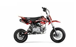SSR SR110DX 107CC Pit Bike