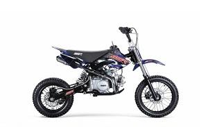 SSR SR125Semi 124CC YX Pit Bike