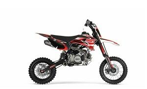SSR SR140TR 140CC YX Pit Bike
