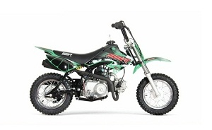 SSR SR70 72CC Pit Bike