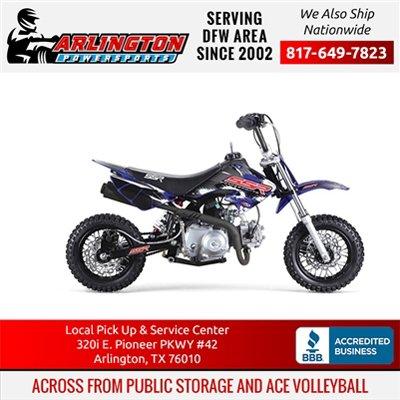 SSR SR70C 72CC Pit Bike