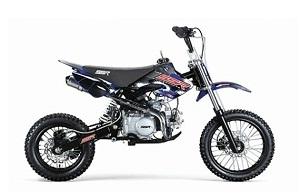 ssr sr125semi pit bike