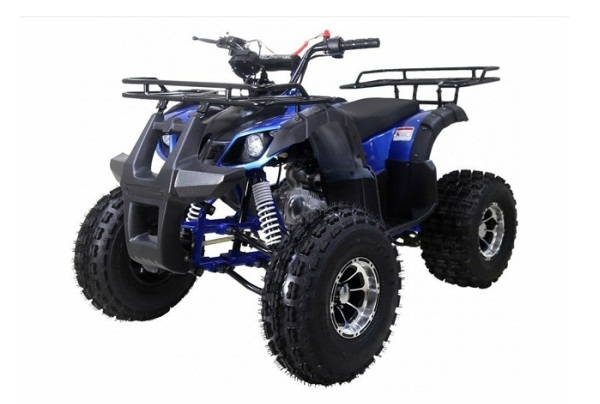 TaoTao 125CC NEW TFORCE Mid Size ATV, Automatic with Reverse, Air Cooled,  4-Stroke, 1-Cylinder