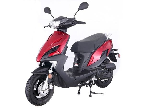 Buy Taotao New Speed 50---Replaceable Plastic Body Gas Street Legal ...