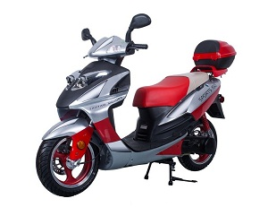 Taotao Galaxy 150 Scooter Air-Cooled Single-Cylinder Four-Stroke