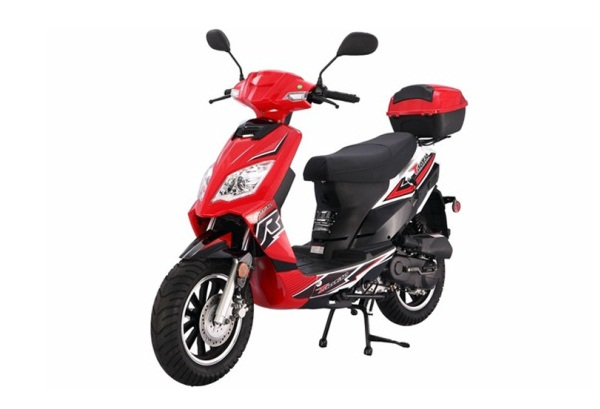 Buy Taotao 50cc Thunder Gas Scooter Moped For Sale