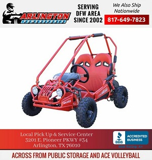Trail Master Gokart Type MINI XRX  (California Legal) FREE SHIPPING