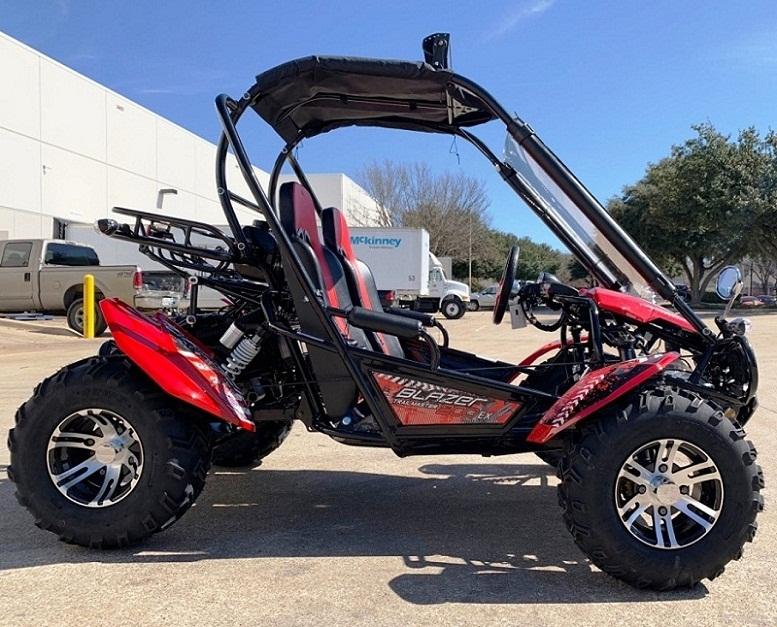 Blazer-X 200 EFI