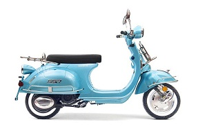SSR Turino 150 149.6CC Scooter