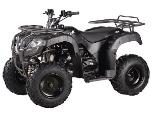VITACCI RIDER-200 EFI 176CC ATV, 4-STROKE, ELECTRIC START, FULLY AUTOMATIC