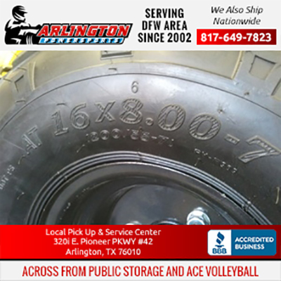 WHEEL 16x8-7/tire w rim