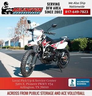 SSR XF250 249CC Motorcycle