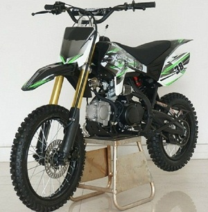 RPS XMOTO DELUXE DIRT bike 125cc