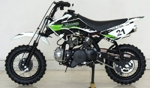 Rps XMOTO DIRT bike 70cc